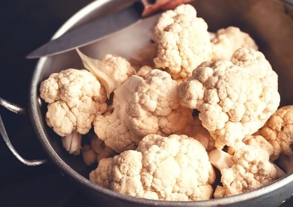 légumes brûleurs de graisse : chou-fleur
