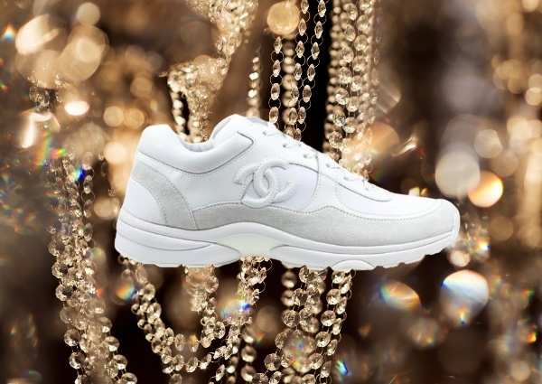 Sneakers Chanel : choisir sa pointure